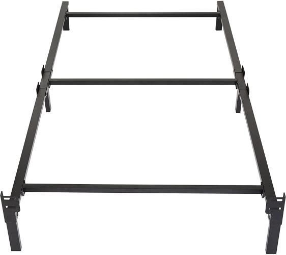 Amazon Basics Metal Bed Frame 6-leg Base