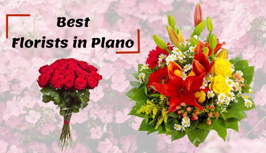 Best Florists in Plano
