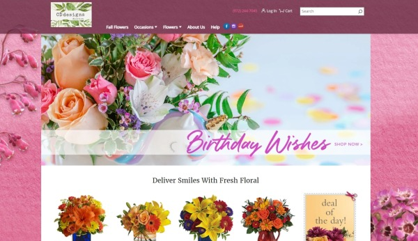 CDdesigns florists - Florists In Plano Tx