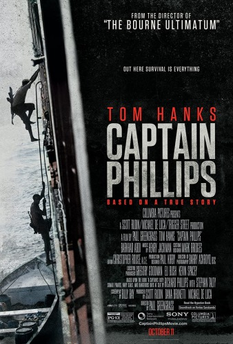 Captain Phillips - Movies Like 13 hours