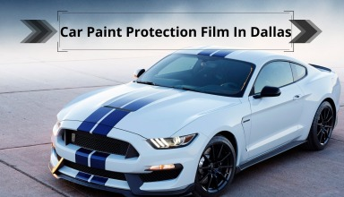 Car Paint Protection Film In Dallas