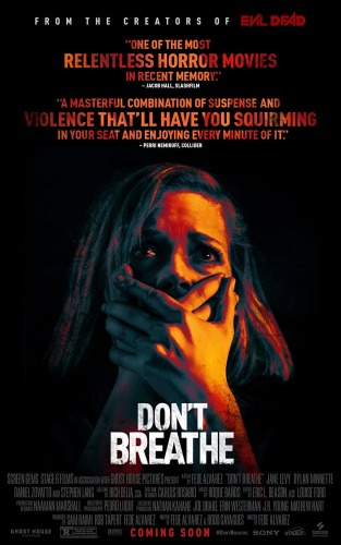 Don't Breathe - Movies Like A Quiet Place