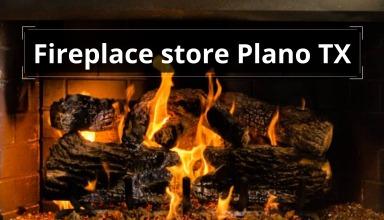 Fireplace store Plano TX
