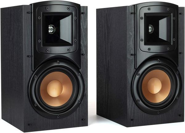 Klipsch Synergy B-200 Bookshelf Speakers (Black Label)