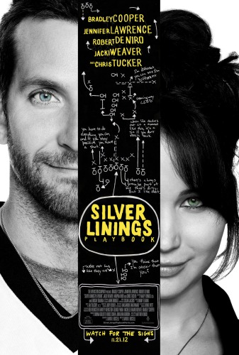 Silver Linings Playbook - movies like 500 days of summer