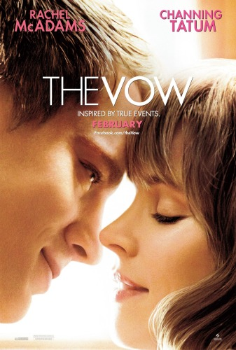 The Vow - movies like 500 days of summer
