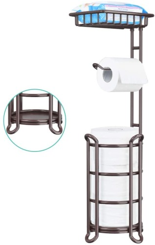 Tissue Paper Roll Stand