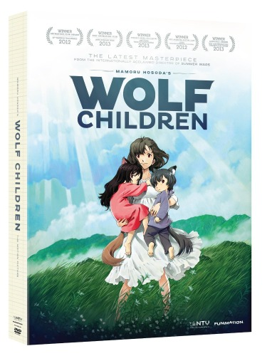 Wolf Children - Movies Like A Silent Voice