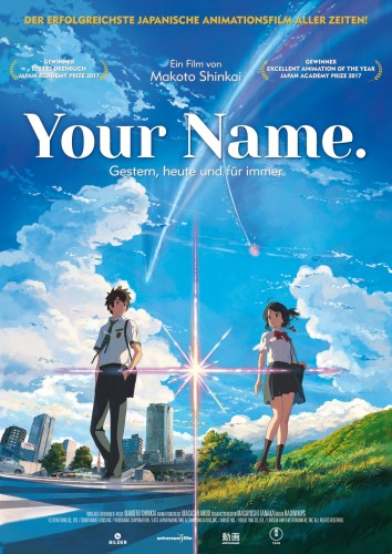 Your Name - Movies Like A Silent Voice