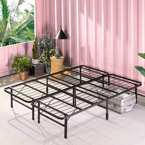Zinus Smartbed Tool-free Assembly Mattress Foundation