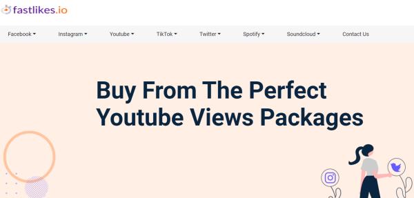 buy youtube views - fastlikes