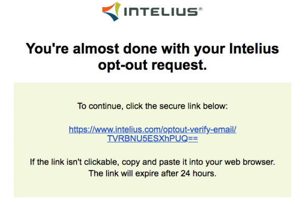 intelius-email-verify - How to Remove Yourself from ZabaSearch
