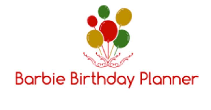 Barbie Birthday Planner
