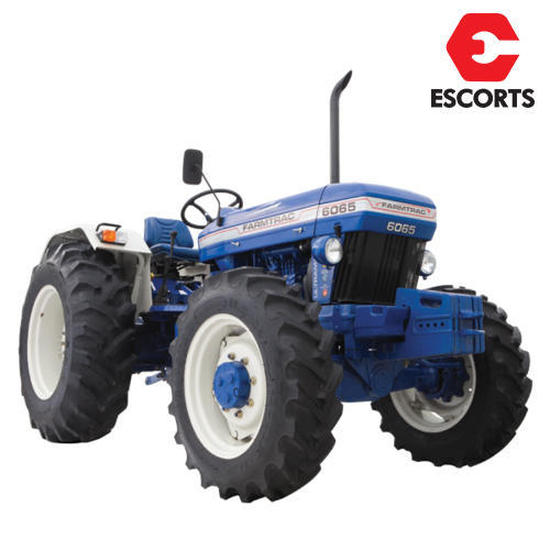 Escorts Farmtrac 6065 2WD