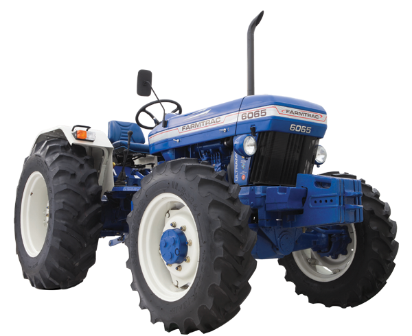 Escorts Farmtrac 6065  4WD