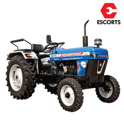 Escorts Powertrac Euro 41