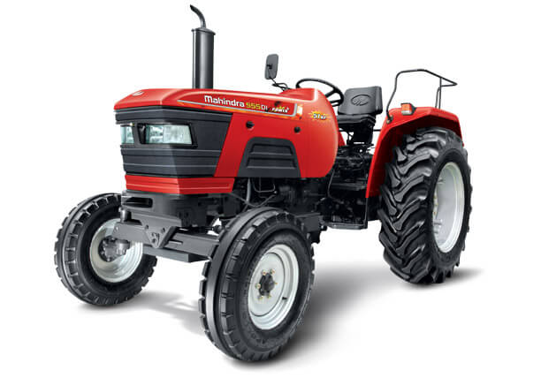 Mahindra 555 DI Power Plus