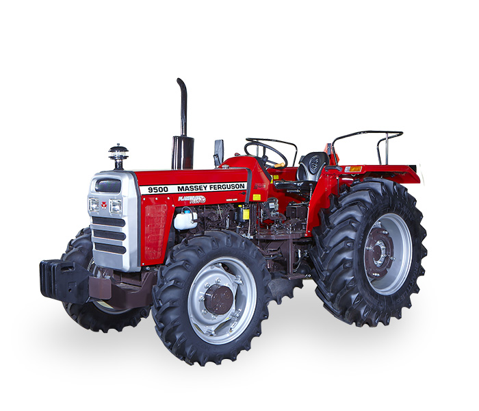 Massey Ferguson 9500 SUPER SHUTTLE SERIES 4WD