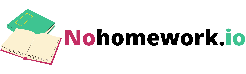 Nohomework.io