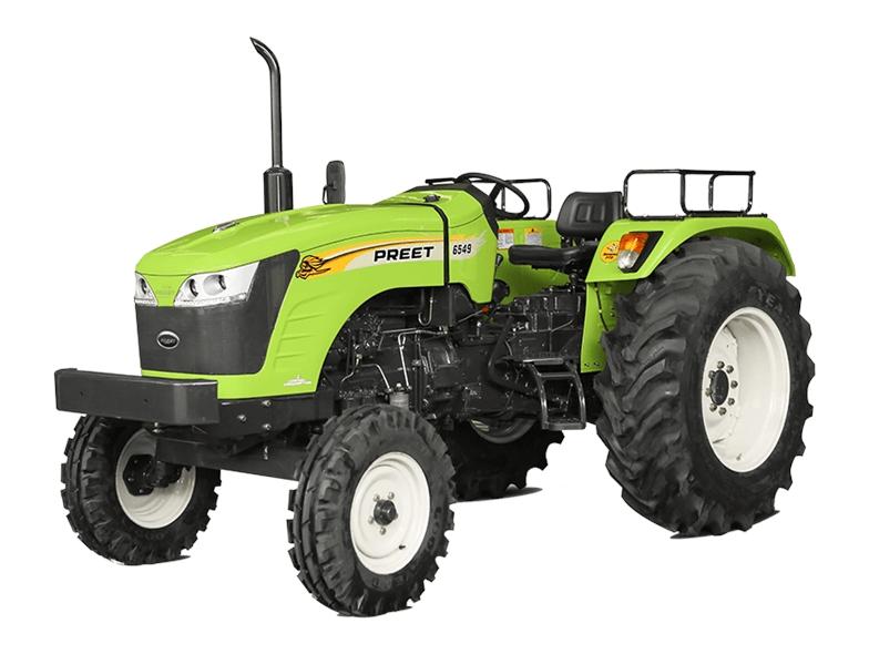 Preet 6549 - 4WD