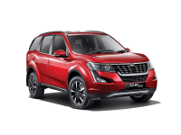 Mahindra The Plush New XUV500